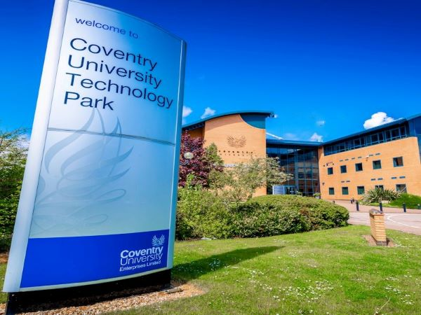 Coventry University Technology Park Main Entrance